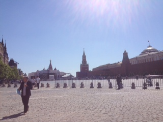 Red Square, Moscow Russia